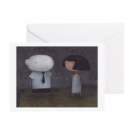 The Crush Greeting Cards (Pk of 10)