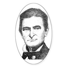 John Brown Oval Decal
