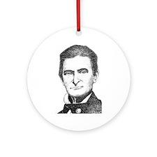 John Brown Ornament (Round)