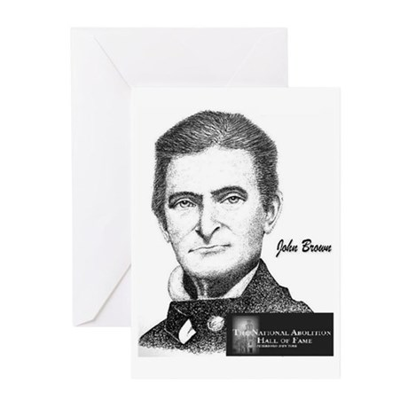 John Brown Greeting Cards (Pk of 10)