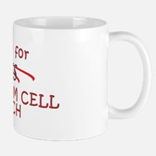 FIND CURE FOR DIABETES, STEM CELL RESEARCH Mug