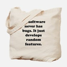 My Software Tote Bag