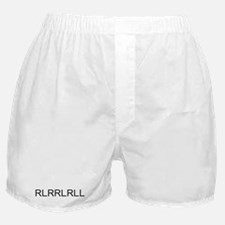 Cool Rlrrlrll Boxer Shorts