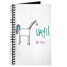 """Hay!!"" Journal"