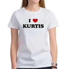 I Love KURTIS Tee