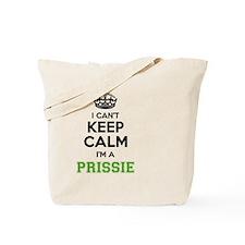 Funny Prissy Tote Bag