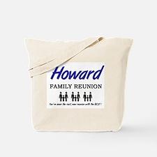 Howard Family Reunion Tote Bag