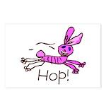 Kid Art Bunny Postcards (Package of 8)