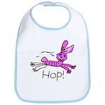 Kid Art Bunny Bib