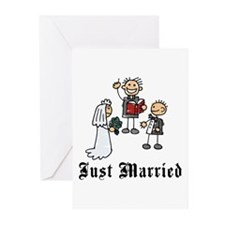 Just Married Announcement Cards (6)