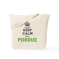 Funny Purdue Tote Bag