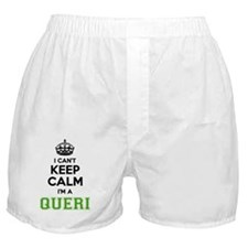 Funny Query Boxer Shorts
