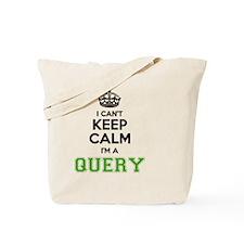 Cute Query Tote Bag