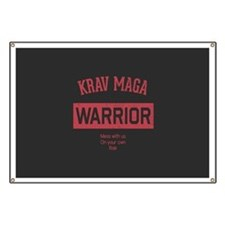 Krav Maga Warrior Banner