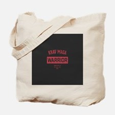 Krav Maga Warrior Tote Bag