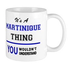 Unique Martinique Mug