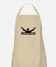 I Done Good Graduation Humor Apron