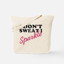 I Sparkle Tote Bag