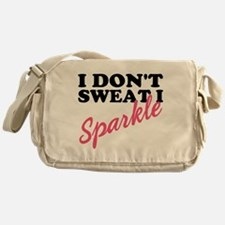 I Sparkle Messenger Bag