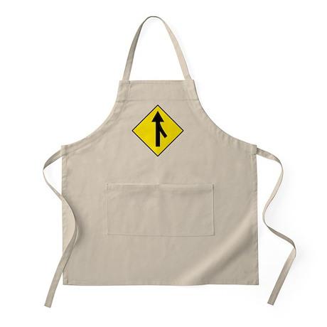 Merge Sign BBQ Apron