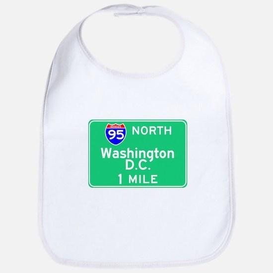 Washington D.C. Interstate 95 North Bib