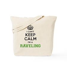 Funny Ravel Tote Bag