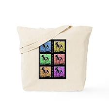 Color Bull 2 Tote Bag