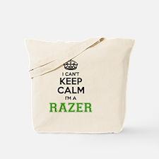 Cute Raze Tote Bag