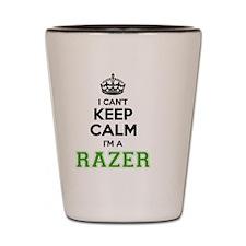 Unique Raze Shot Glass