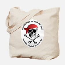 Wenches Plank Choice Tote Bag