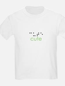 Cute Braille T-Shirt