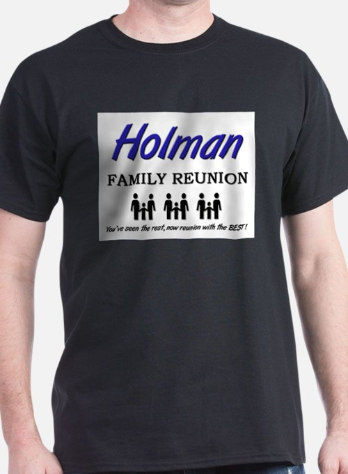 Holman Family Reunion T-Shirt