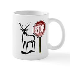 Cute Buck Mug