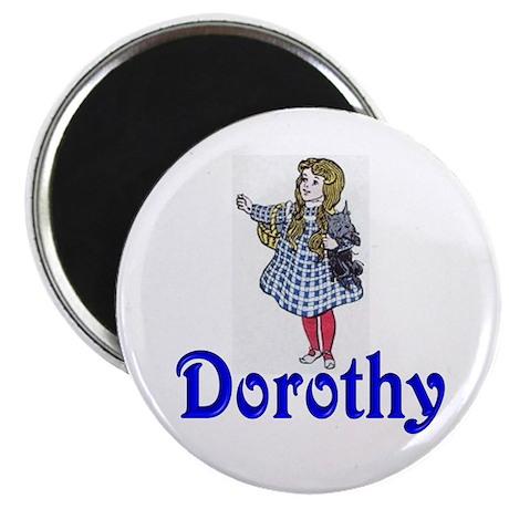 "Dorothy 2.25"" Magnet (10 pack)"