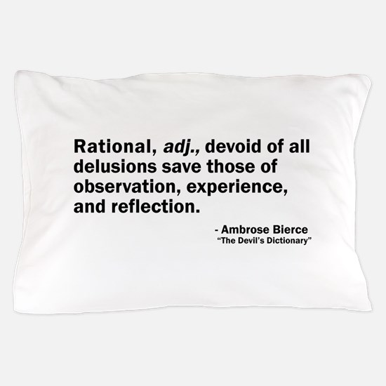 Rational Pillow Case
