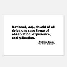 Rational Postcards (Package of 8)