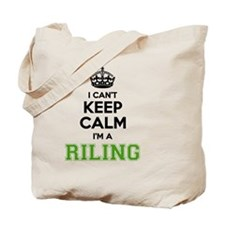 Funny Riles Tote Bag