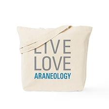 Araneology Tote Bag