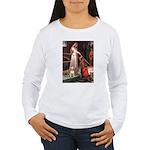 Accolade/Bull Terrier 1 Women's Long Sleeve T-Shir