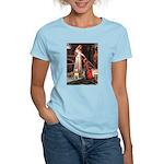 Accolade/Bull Terrier 1 Women's Light T-Shirt