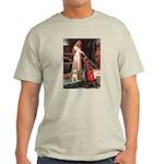 Accolade/Bull Terrier 1 Light T-Shirt