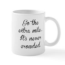 The Extra Mile Mugs