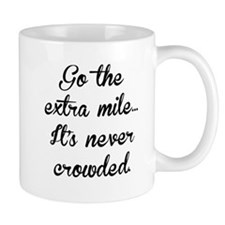 The Extra Mile Mugs