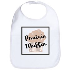 Prairie Muffin Bib