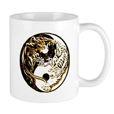 Yin Yang Cats 5 Mug