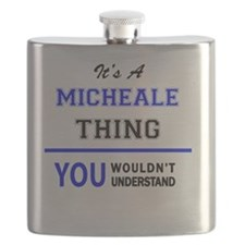 Cool Micheal Flask