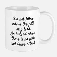 Do Not Follow Mugs