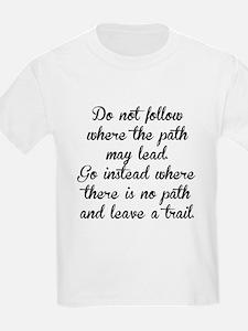 Do Not Follow T-Shirt
