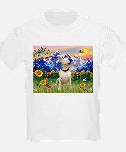 Mt Country/Bull Terrier T-Shirt