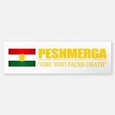 Peshmerga Bumper Bumper Bumper Sticker
